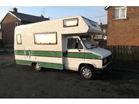----Camper 5 berth ------