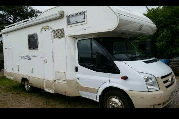 2007 Ford Kentucky Camp Motorhome In Banwell Somerset