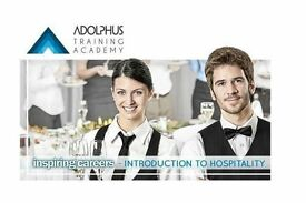 Course: Introduction to Hospitality