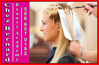 CHEZ BERNARD SEPTEMBER 2015 HAIRSTYLIST COURSE - APPLY TODAY!!!