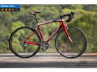 Merida Ride 93 road bike as new