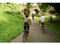 Cycle route from Bristol to Barh