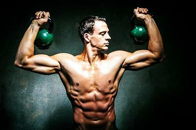 Horny Goat Weed Bodybuilding Testosterone & Nitric Oxide Booster