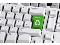 Got old computer, printers, parts etc you want recycling?
