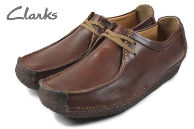 Clarks Originals Men ** X Natalie Chestnut lea Shoes  **  UK 6,7,,8,9,10,11 G 1