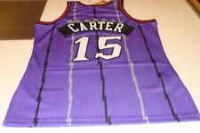 Vince Carter 1998-99 Jersey Toronto Raptors NBA Basketball Medium Mitchell Ness