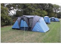 Outlaw Drive Away Awning Tent for camper van