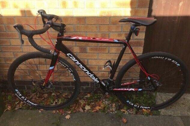 Cannondale Caadx Cyclo Cross bike