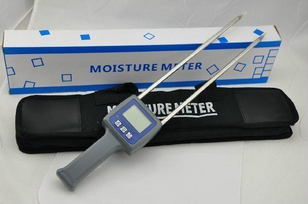 Flour Moisture Meter Humidity Tester Grain Rye Maize Coffee Flour Hygrometers