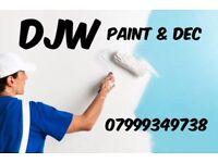 DJW Paint & Dec