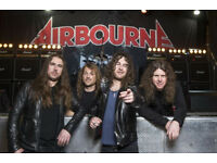 Airbourne tickets for Monday 13/11/17 rock metal music