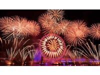 london eye fireworks 4x