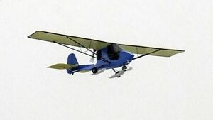 Challenger One Ultralight Aircraft Airplane