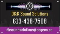 D&K DJ service - book New Year's Eve now !
