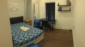 Double bedroom available in student house £85 per week - includes all bills