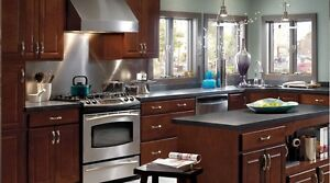 STYLISH READY TO INSTALL KITCHEN CABINETS - TIMELY DELIVERY