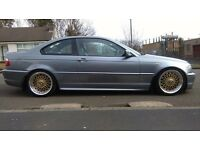 BMW 325ci M Sport 2003 facelift coupe