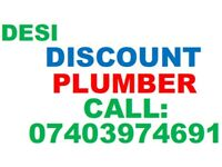 Discount Plumber Manchester -No call out charge-