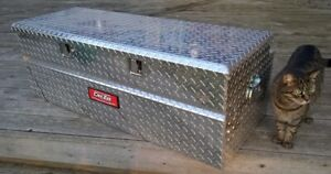 Truck Tool Box Dee Zee Red Label Utility Chest Aluminum NEW