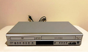 JVC HR-XVC17SU DVD Player & VHS Player