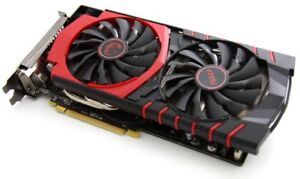 Carte video Card Msi Amd Radeon  R9 380 2 Gb