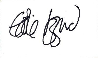 EDDIE IZZARD In-person Autograph