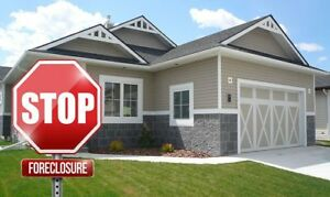 STOP FORECLOSURE IN ITS TRACKS!