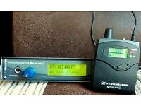 Sennheiser EW 300 IEM G2 Wireless In Ear Monitor System (full system)