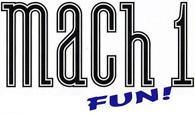 Jon's Mach 1 Fun Store
