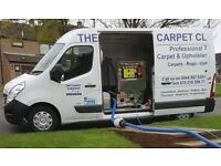 Affordable High Quality Carpet Cleaning Service - £19.99