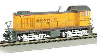 Bachmann N Scale UNION PACIFIC Alco S4 Diesel Locomotive w/ DCC. NEW! for sale  Hightstown