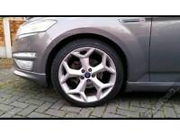 "19"" mondeo mk4 alloys wanted"