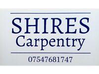 Shires Carpentry - Carpenter, Leicester