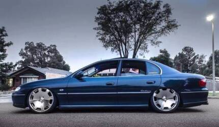 """(Holden Commodore) G.MAX Heritage 20"""" Wheel & Tyre Package Maddington Gosnells Area Preview"""