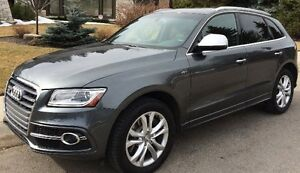 2015 Audi Technik SQ5 V6 loaded with all options