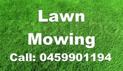 Mowing, Trimming and blow clean driveways and paths. Ryde Ryde Area Preview