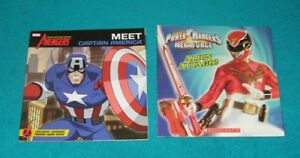 Transformers, Avengers,  Ben 10  I CAN READ Level 1-3 books