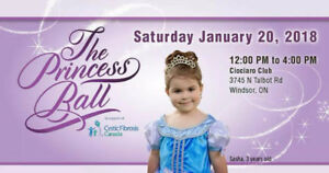 """Looking for 2-3tickets for the Princess Ball """"plsz read"""""""