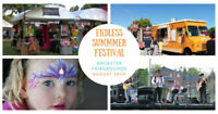 Endless Summer Festival- Vendor Space Available