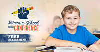 Go Back to School With Confidence - Free Assessments!