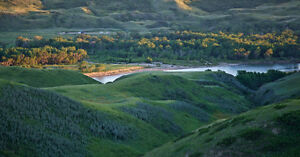 Lethbridge Acreages, View Lots