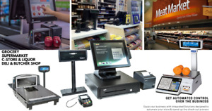 POS System for Convenience and Grocery Store