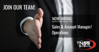 Sales & Account Manager - Operations