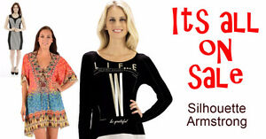 Silhouette Fashion Boutique Armstrong Closing Out Sale