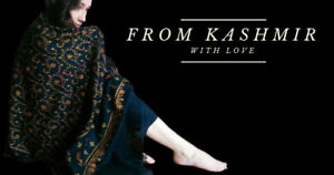 Authentic handmade pure cashmere shawls from Kashmir