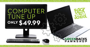 COMPLETE LAPTOP OR DESKTOP COMPUTER TUNE UP