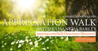 Appreciation Walk / Marche d'appréciation - Mt.Royal
