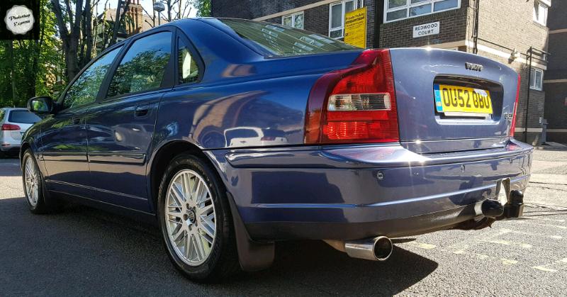 2002 Volvo S80 2 9 Twin Turbo T6 Spec Auto In Archway London Gumtree