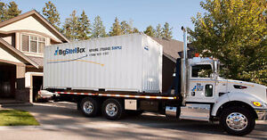 FREE 20ft BigSteelBox container rental for your business or home
