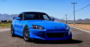 WANTED honda s2000 parts